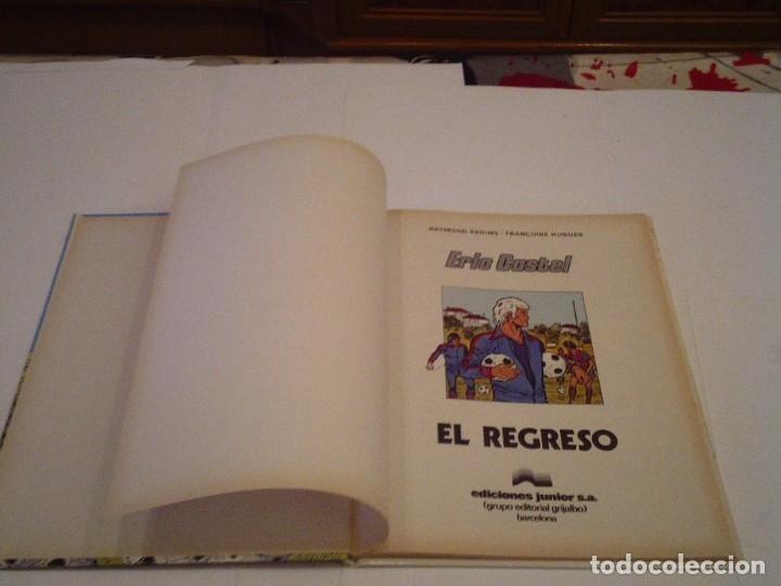Cómics: ERIC CASTEL - EL REGRESO - GRIJALBO - NUMEO 10 - MUY BUEN ESTADO - GORBAUD- CJ 110 - Foto 3 - 176129123
