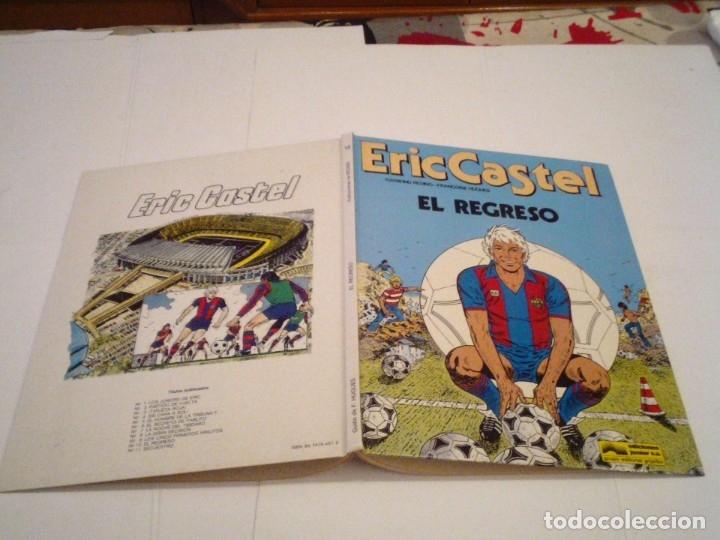 Cómics: ERIC CASTEL - EL REGRESO - GRIJALBO - NUMEO 10 - MUY BUEN ESTADO - GORBAUD- CJ 110 - Foto 8 - 176129123