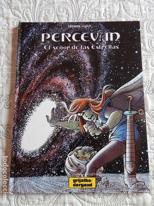PERCEVAN - EL SEÑOR DE LAS ESTRELLAS - N. 10 (Tebeos y Comics - Grijalbo - Percevan)