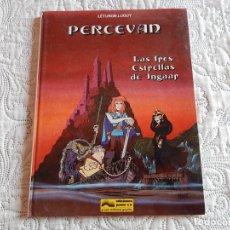 Comics: PERCEVAN - LAS TRES ESTRELLAS DE INGAR - N. 1. Lote 176188262