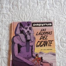 Cómics: PAPYRUS - LAS LAGRIMAS DEL GIGANTE N. 9. Lote 176253428