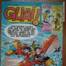 Cómics: GUAI ! NUM 3. Lote 176550314