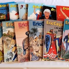 Cómics: ERIC CASTEL - JUNIOR (GRIJALBO) / COLECCIÓN COMPLETA (15 NÚMEROS). Lote 176645408