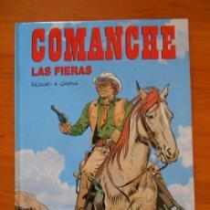 Cómics: COMANCHE Nº 11 - LAS FIERAS - ROUGE & GREG - GRIJALBO / DARGAUD - TAPA DURA (E1). Lote 176743498