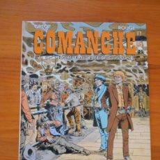 Comics : COMANCHE Nº 12 - EL DOLAR DE TRES CARAS - GREG & ROUGE - GRIJALBO / DARGAUD - TAPA DURA (E1). Lote 176743757