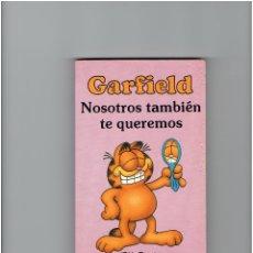 Cómics: * GARFIELD * EDICIONES JUNIOR / GRIJALBO 1991 * Nº 10 EXCELENTE *. Lote 176800952