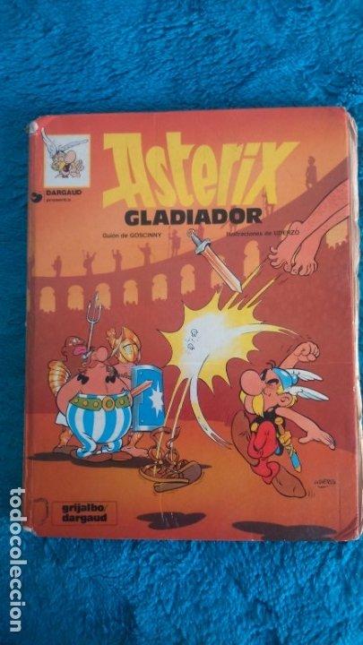 ASTERIX (Tebeos y Comics - Grijalbo - Asterix)