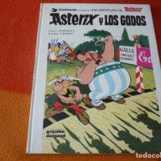 Cómics: ASTERIX Y LOS GODOS ( GOSCINNY UDERZO ) ¡BUEN ESTADO! TAPA DURA GRIJALBO 2 DARGAUD. Lote 176882568