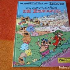 Cómics: EL CUMPLEAÑOS DE IZNOGUD ( TABARY ) ¡MUY BUEN ESTADO! TAPA DURA GRIJALBO 16 JUNIOR. Lote 176958595