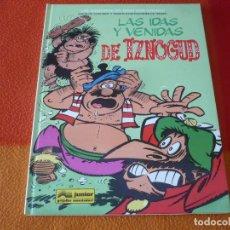 Cómics: LAS IDAS Y VENIDAS DE IZNOGUD ( GOSCINNY TABARY ) ¡MUY BUEN ESTADO! TAPA DURA GRIJALBO 19 JUNIOR. Lote 176958777