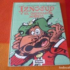 Cómics: IZNOGUD Y EL ORDENADOR MAGICO ( GOSCINNY TABARY ) ¡BUEN ESTADO! TAPA DURA GRIJALBO 14 JUNIOR. Lote 176958857