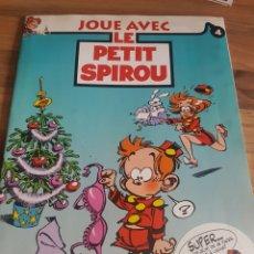 Cómics: LE PETIT SPIROU JOUE AVEC 4. Lote 176968672