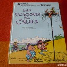 Cómics: IZNOGUD LAS VACACIONES DEL CALIFA ( GOSCINNY TABARY ) ¡BUEN ESTADO! TAPA DURA GRIJALBO 12 JUNIOR. Lote 176985554