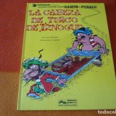 Cómics: LA CABEZA DE TURCO DE IZNOGUD ( GOSCINNY TABARY) ¡BUEN ESTADO! TAPA DURA GRIJALBO 6 JUNIOR. Lote 176985902