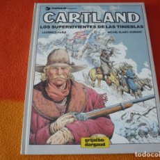 Cómics: JONATHAN CARTLAND LOS SUPERVIVIENTES DE LAS TINIEBLAS (DUMONT) ¡MUYBUEN ESTADO! TAPA DURA GRIJALBO 7. Lote 176986550