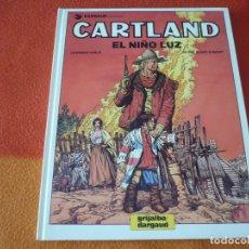Cómics: JONATHAN CARTLAND EL NIÑO LUZ ( HARLE BLANC-DUMONT) ¡MUY BUEN ESTADO! TAPA DURA GRIJALBO 8. Lote 176986717