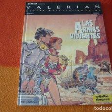 Cómics: VALERIAN LAS ARMAS VIVIENTES ( MEZIERES CHRISTIN ) ¡MUY BUEN ESTADO! TAPA DURA GRIJALBO 14 JUNIOR. Lote 177020349