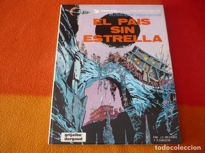 VALERIAN EL PAIS SIN ESTRELLA ( MEZIERES CHRISTIN ) ¡BUEN ESTADO! TAPA DURA GRIJALBO 2 JUNIOR (Tebeos y Comics - Grijalbo - Valerian)