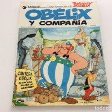 Cómics: OBELIX Y COMPAÑÍA. AÑO 1976. VER FOTOS. Lote 147646426