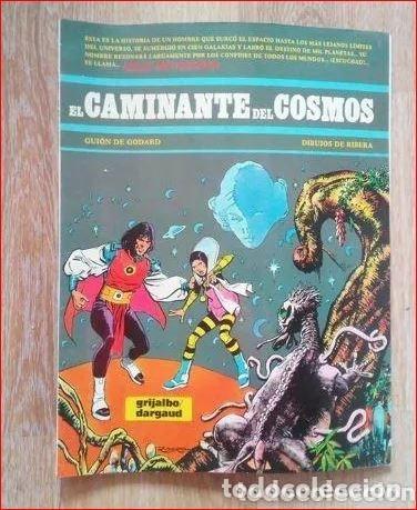 EL CAMINANTE DEL COSMOS (Tebeos y Comics - Grijalbo - Otros)