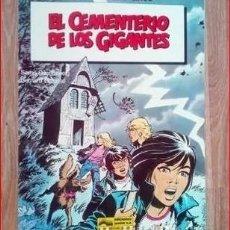 Cómics: EL CLUB DE LOS CINCO. EL CEMENTERIO DE LOS GIGANTES. . Lote 177284872
