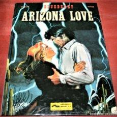 Cómics: BLUEBERRY - ARIZONA LOVE - CHARLIER/GIRAUD - ED. JUNIOR 1991. Lote 177417998