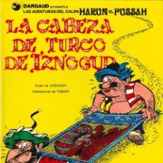 Cómics: IZNOGUD - JUNIOR (GRIJALBO) / NÚMERO 6 - LA CABEZA DE TURCO DE IZNOGUD (AÑO 1979). Lote 177501232
