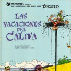 Cómics: IZNOGUD - GRIJALBO-DARGAUD / NÚMERO 12 - LAS VACACIONES DEL CALIFA (AÑO 1991). Lote 177502180