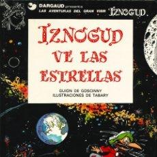 Cómics: IZNOGUD - GRIJALBO-DARGAUD / NÚMERO 15 - IZNOGUD VE LAS ESTRELLAS (AÑO 1992). Lote 177502444