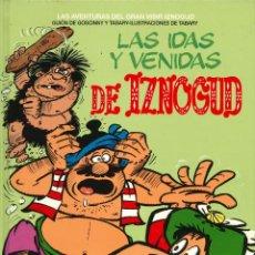 Cómics: IZNOGUD - JUNIOR (GRIJALBO) / NÚMERO 19 - LAS IDAS Y VENIDAS DE IZNOGUD (AÑO 1995). Lote 177503324