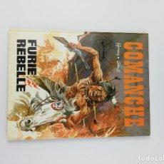 Comics : COMANCHE FURIE REBELLE DARGAUD. Lote 177510149