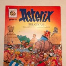 Cómics: ASTERIX IDIOMAS Nº 14 BELGIKAN. EN BELGICA. EUSKERA VASCO. ELKAR. TAPA BLANDA. Lote 177657699