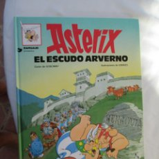 Cómics: ASTERIX EL ESCUDO ARVERNO - GRIJALBO 1993.. Lote 177674300