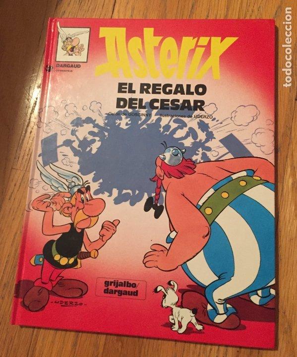 ASTERIX EL REGALO DEL CESAR, GRIJALBO DARGAUD (Tebeos y Comics - Grijalbo - Asterix)