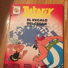 Cómics: ASTERIX EL REGALO DEL CESAR, GRIJALBO DARGAUD. Lote 177685909