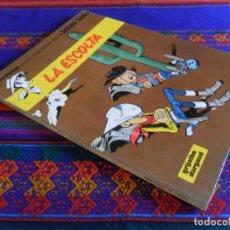 Cómics: LUCKY LUKE Nº 18 LA ESCOLTA. GRIJALBO 1981. . Lote 177700970