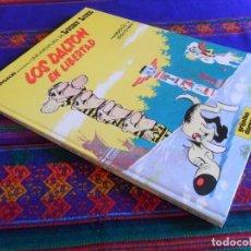 Cómics: LUCKY LUKE Nº 21 LOS DALTON EN LIBERTAD. GRIJALBO 1982.. Lote 177701120