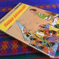 Cómics: LUCKY LUKE Nº 23 SARAH BERNHARDT. GRIJALBO 1983. . Lote 177701254