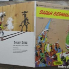 Cómics: LUCKY LUKE - SARA BERNHARDT - TAPA DURA - CATALAN -GRIJALBO / JUNIOR. Lote 177819623