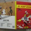 Lote 177821677: LUCKY LUKE - Nº40 - EL PONY EXPRESS - CATALAN -GRIJALBO / JUNIOR