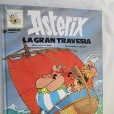 Cómics: ASTÉRIX LA GRAN TRAVESÍA - GRIGALBO/DARGAUD - PRIMERA EDICIÓN 1975.. Lote 177840995