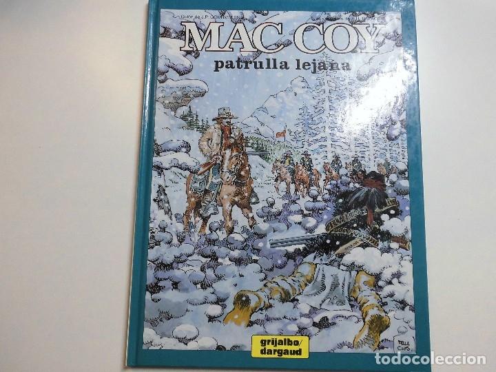 MAC COY Nº 20 PATRULLA LEJANA (Tebeos y Comics - Grijalbo - Mac Coy)