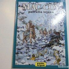 Cómics: MAC COY Nº 20 PATRULLA LEJANA. Lote 177841742