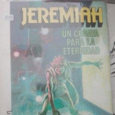 Cómics: JEREMIAH UN COBAYA PARA LA ETERNIDAD #. Lote 177874328
