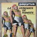 Lote 177875064: PAPYRUS - LA VENGANZA DE RAMSÉS - Nº 7 - DE GIETER - GRIJALBO / JUNIOR