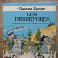 Lote 177875265: CASACAS AZULES - LOS DESERTORES - Nº 5 - GRIJALBO / JUNIOR