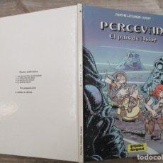 Comics: PERCEVAN - EL PAIS DE ASTOR - Nº 4 - GRIJALBO / JUNIOR. Lote 177878150