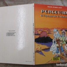 Comics: PERCEVAN - EL ARENAL DE EL JERADA - Nº 5 - GRIJALBO / JUNIOR. Lote 177878315