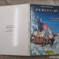 Cómics: PERCEVAN - EL SEPULCRO DE HIELO - Nº 2 - GRIJALBO / JUNIOR. Lote 177878744