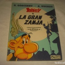 Cómics: ASTERIX, LA GRAN ZANJA N. 25 . 1980. Lote 178003464